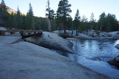 John Muir Trail - Section 9: Tuolumne Meadows -> Yosemite Valley - July 29, 2012