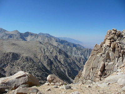 Russell to the Owens Valley.