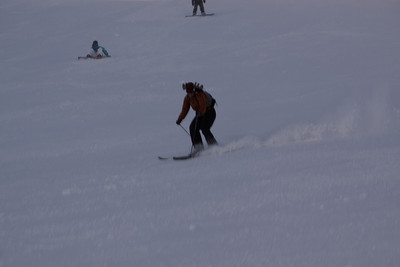 Mammoth Mountain - December 21, 2008
