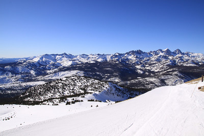 Mammoth Mountain - January 9, 2009