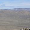 Butterbredt Peak summit view.