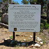 Another sign at the Bald Mountain Lookout.