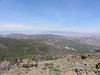 Piute Lookout summit view.