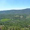Granite Knob summit view.<br /> <br /> Beautiful meadows.