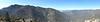 Peak 7125 summit panorama.