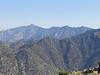 Peak 6370 summit view.<br /> <br /> Owens Peak and Spanish Needle.
