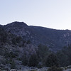 """I was up there.<br /> <br /> The Pinyon Peak summit is """"behind"""" this."""