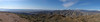 Sugarloaf summit panorama.
