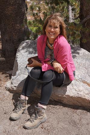 Rae Lakes - August 4-5, 2012