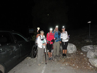 San Gorgonio Ten Peaks - June 25, 2011