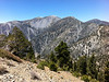 Mt. Baldy from Thunder Mountain.