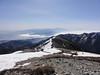 Mt. Baldy summit view.