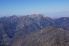 Mt. Baldy summit view.<br /> <br /> Mt. Baden-Powell and more.
