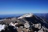 Mt. Baldy summit view.<br /> <br /> West Baldy.