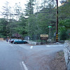 Mt. Baldy Visitor Center.<br /> <br /> 6:40am.