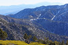 Mt. Baldy Ski Resort was blowing snow. <br /> <br /> I didn't think it was cold enough, but Mark's temp reading was 27.