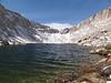 Cottonwood Lake below Army Pass.