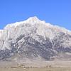 Lone Pine Peak from Granite View Road.