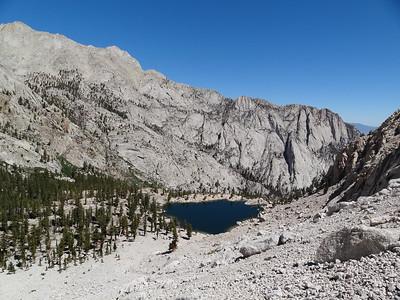 Lone Pine Lake.