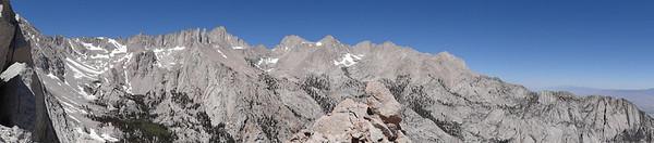 Whitney Zone panorama.