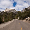 The view from the last switchback on Whitney Portal Road.
