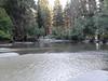 Whitney Portal Pond on Saturday morning.