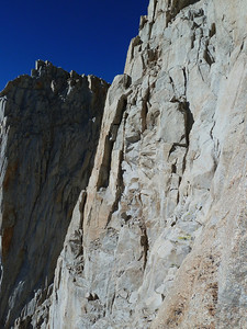 Keeler Needle beyond the East Face.