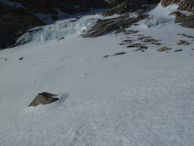 The Blue Ice.