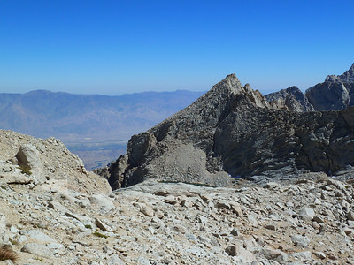 Thor Peak from the MR.