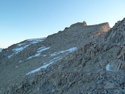 Mt. Muir.