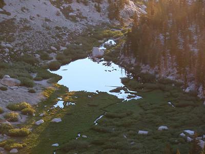 Lower Boy Scout Lake.