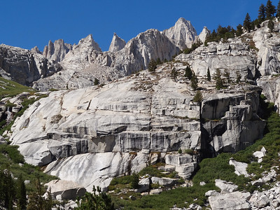 Mt. Whitney from LBSL.