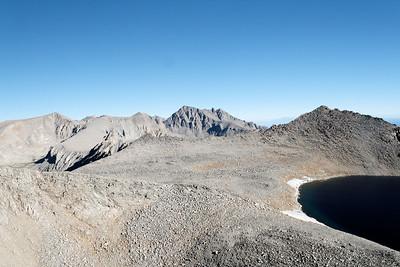 Mt. Williamson (at center).