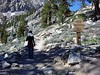 Entering another piece of the John Muir Wilderness.
