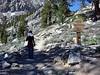 Entering another piece of the John Muir Wilderness.