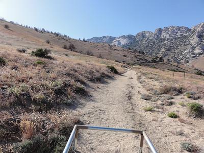 Owens Peak After Work - May 24, 2011