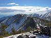 Dawson Peak and Mt. Harwood.