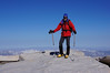 Bob on the summit of Mt. Whitney.