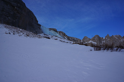 Mt. Whitney Mountaineer's Route - Main Trail Loop - 03.23.12