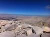 Mt. Whitney summit view.