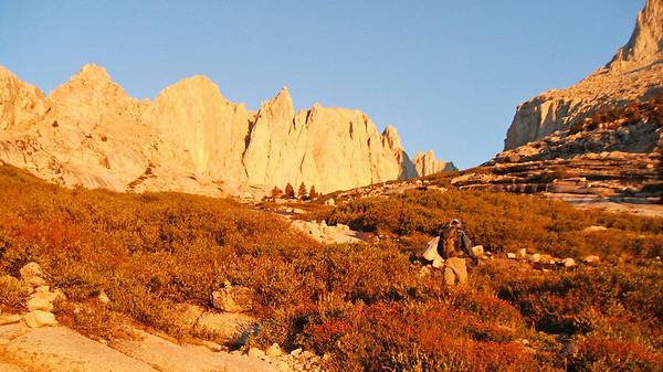 Mt. Hale / Mt. Whitney - August 11, 2007