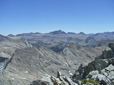 Gemini / Royce Peak - August 10, 2008