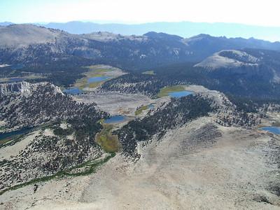 Mt. Langely / Cirque Peak - August 16, 2008