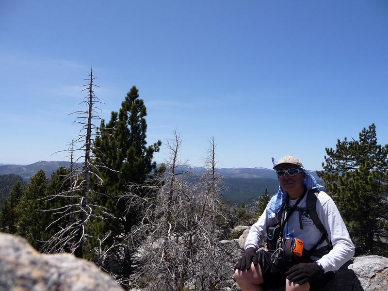 Peak 9187 - May 15, 2009.