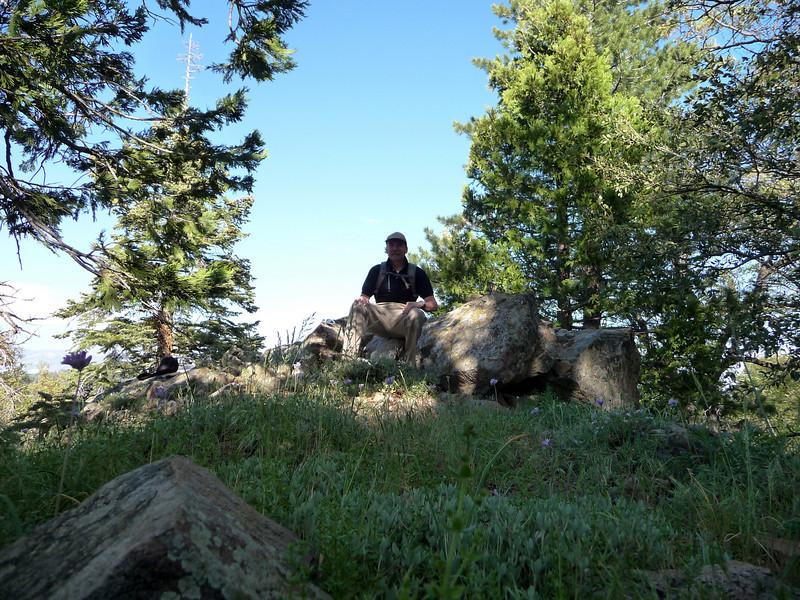 Bohna Peak - May 21, 2009.
