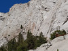 Thor Peak, south face.