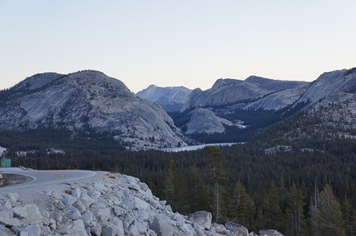 Cathedral Lakes - January 7, 2012