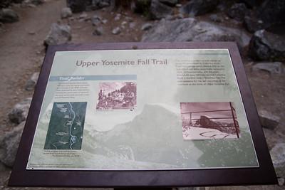 El Capitan / Eagle Peak / Yosemite Falls / Yosemite Point - June 13, 2009