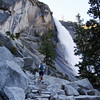Matthew and Nevada Fall.