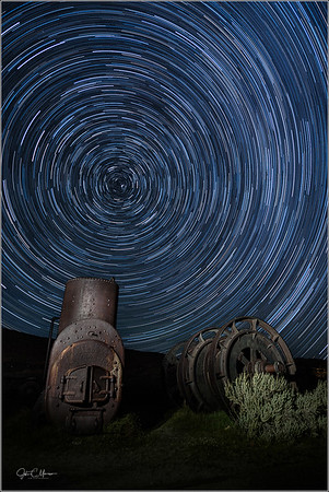 Bodie Ghost Town 2018